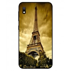 Samsung Galaxy A10 Eiffel Tower Case
