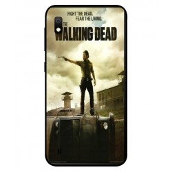 Samsung Galaxy A10 Walking Dead Cover