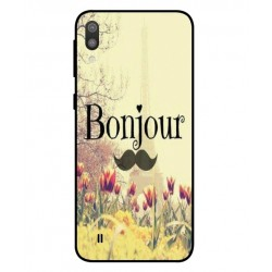 Samsung Galaxy M10 Hello Paris Cover