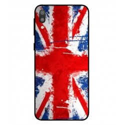 Samsung Galaxy M10 UK Brush Cover