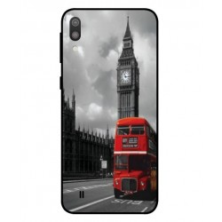 Samsung Galaxy M10 London Style Cover