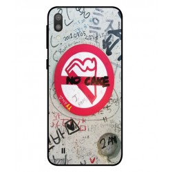 Samsung Galaxy M10 'No Cake' Cover