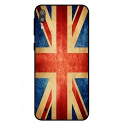 Samsung Galaxy M10 Vintage UK Case