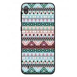 Coque Broderie Mexicaine Pour Samsung Galaxy M10