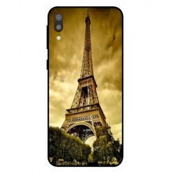 Samsung Galaxy M10 Eiffel Tower Case