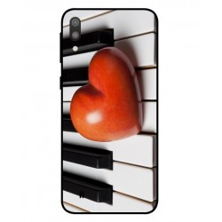 Samsung Galaxy M10 I Love Piano Cover