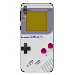 Samsung Galaxy M10 Game Boy Cover
