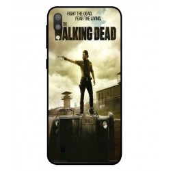 Samsung Galaxy M10 Walking Dead Cover