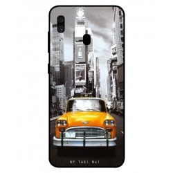 Samsung Galaxy A30 New York Taxi Cover
