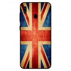 Samsung Galaxy A30 Vintage UK Case