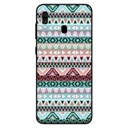 Coque Broderie Mexicaine Pour Samsung Galaxy A30