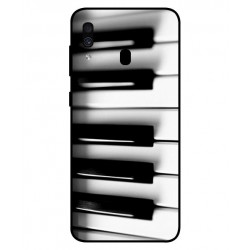 Samsung Galaxy A30 Piano Cover