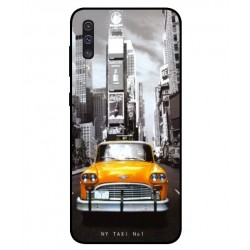 Samsung Galaxy A50 New York Taxi Cover