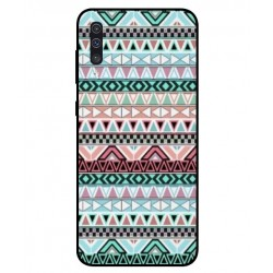 Coque Broderie Mexicaine Pour Samsung Galaxy A50