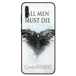 Samsung Galaxy A50 All Men Must Die Cover