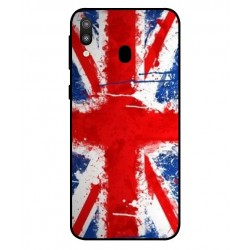 Samsung Galaxy M20 UK Brush Cover