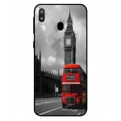 Samsung Galaxy M20 London Style Cover