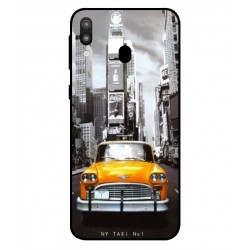 Samsung Galaxy M20 New York Taxi Cover