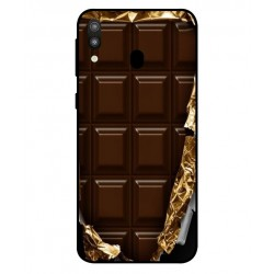 Samsung Galaxy M20 I Love Chocolate Cover