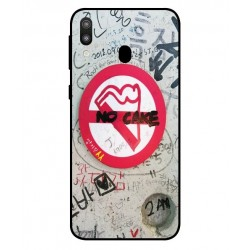 Samsung Galaxy M20 'No Cake' Cover