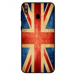 Samsung Galaxy M20 Vintage UK Case