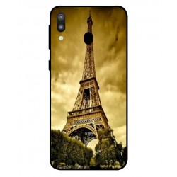 Samsung Galaxy M20 Eiffel Tower Case