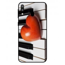Samsung Galaxy M20 I Love Piano Cover