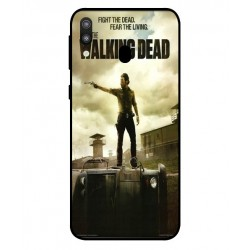 Samsung Galaxy M20 Walking Dead Cover