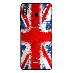 Coque UK Brush Pour Samsung Galaxy M30
