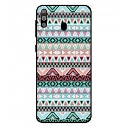 Coque Broderie Mexicaine Pour Samsung Galaxy M30