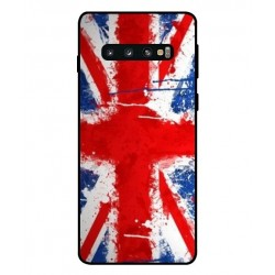 UK Brush Custodia Per Samsung Galaxy S10