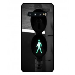 Coque It's Time To Go pour Samsung Galaxy S10