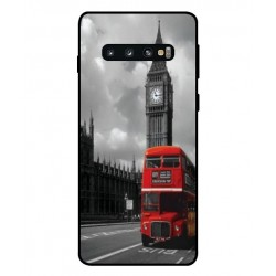 London Style Custodia Per Samsung Galaxy S10