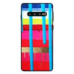 Custodia Brushstrokes Per Samsung Galaxy S10 Plus