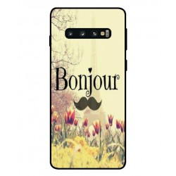 Coque Hello Paris Pour Samsung Galaxy S10 Plus