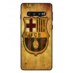FC Barcelona Custodia Per Samsung Galaxy S10 Plus