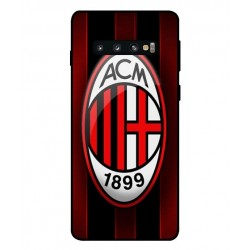 AC Milan Custodia Per Samsung Galaxy S10 Plus