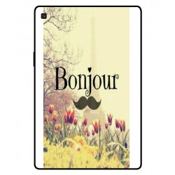 Samsung Galaxy Tab S5e Hello Paris Cover