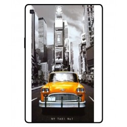 Samsung Galaxy Tab S5e New York Taxi Cover