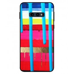 Samsung Galaxy S10e Brushstrokes Cover