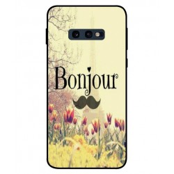Samsung Galaxy S10e Hello Paris Cover