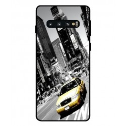 Coque New York Pour Samsung Galaxy S10 Plus