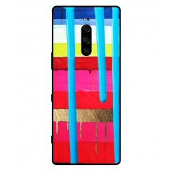 Sony Xperia 1 Brushstrokes Cover