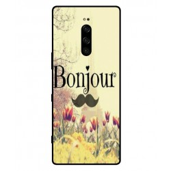 Sony Xperia 1 Hello Paris Cover