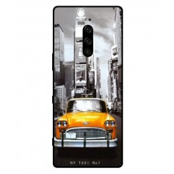 Sony Xperia 1 New York Taxi Cover