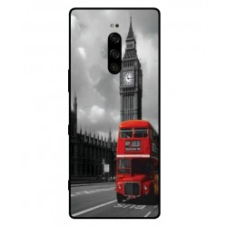 London Style Custodia Per Sony Xperia 1