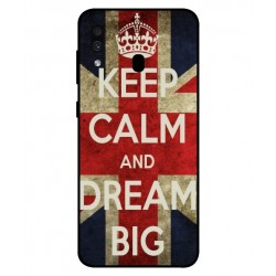 Samsung Galaxy A30 Keep Calm And Dream Big Cover