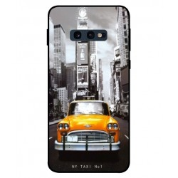 Samsung Galaxy S10e New York Taxi Cover
