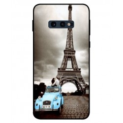 Samsung Galaxy S10e Vintage Eiffel Tower Case