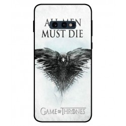 Samsung Galaxy S10e All Men Must Die Cover